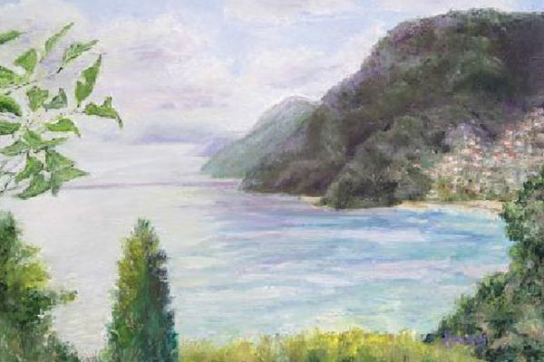 Krasny Amalfi Coast, Sea Grape Gallery