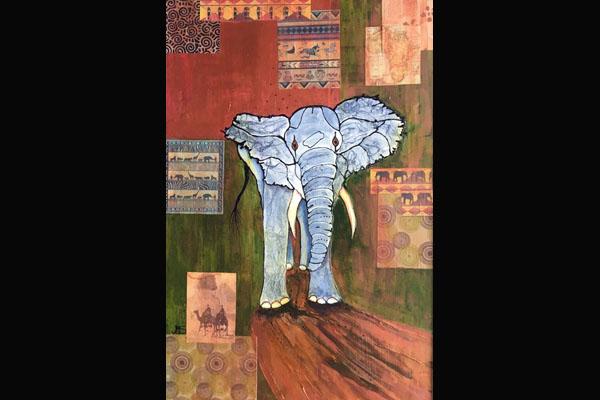 Stramara Elephant, Sea Grape Gallery