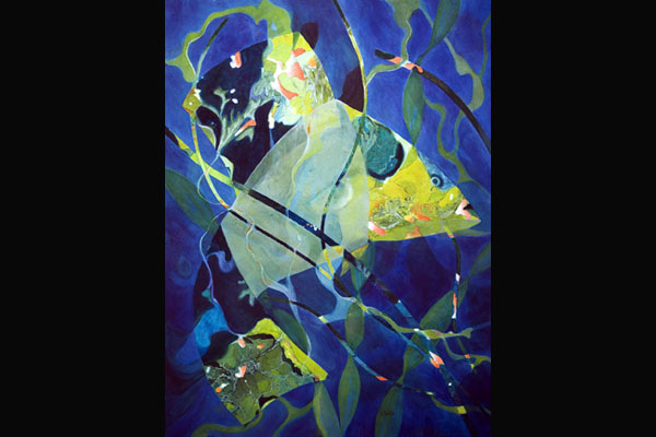 Sea Grape Gallery, Punta Gorda F L artwork by