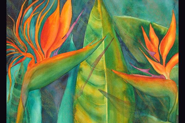 Sea Grape Gallery, Punta Gorda F L artwork by