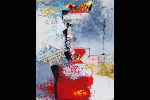 Sea Grape Gallery, Punta Gorda F L artwork by Barbara Yankwitt