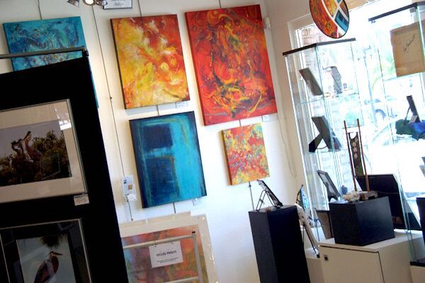 Albin Display, Sea Grape Gallery