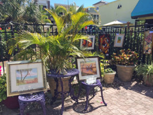 Courtyard Sale, Sea Grape Gallery
