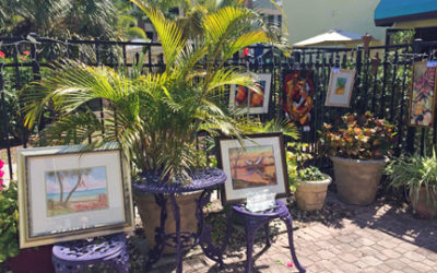 Courtyard Sale/Harry Chapin Benefit