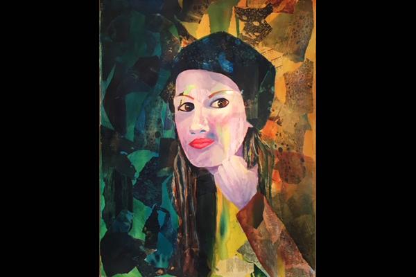 Yankwitt Abstract Three, Sea Grape Gallery