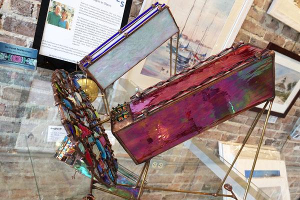 Rioux Display 21, Sea Grape Gallery