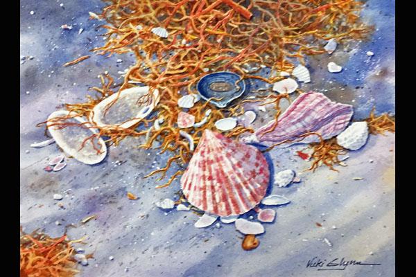 Glynn Washed Up, Sea Grape Gallery