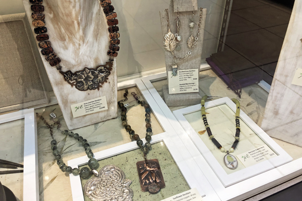 Ebert Display, Sea Grape Gallery