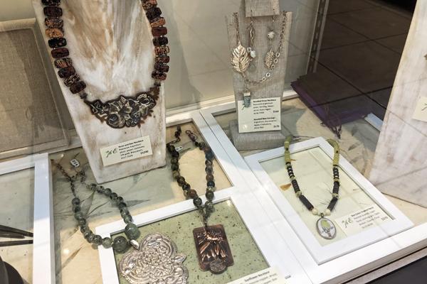 Ebert Display, Sea Grape Gallery