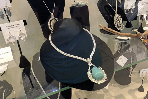 VanTassell Display, Sea Grape Gallery