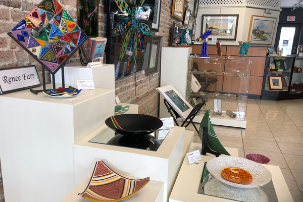 Farr Display, Sea Grape Gallery