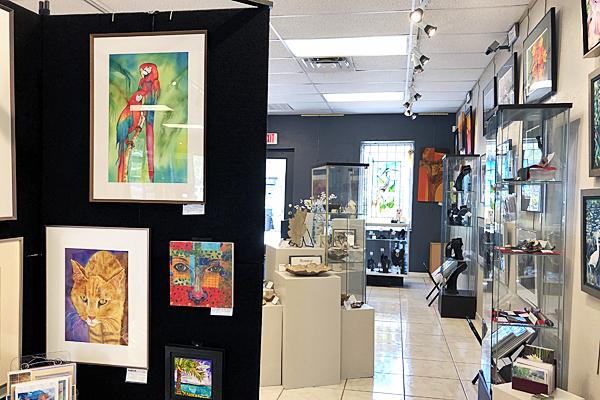 Interior 22, Sea Grape Gallery