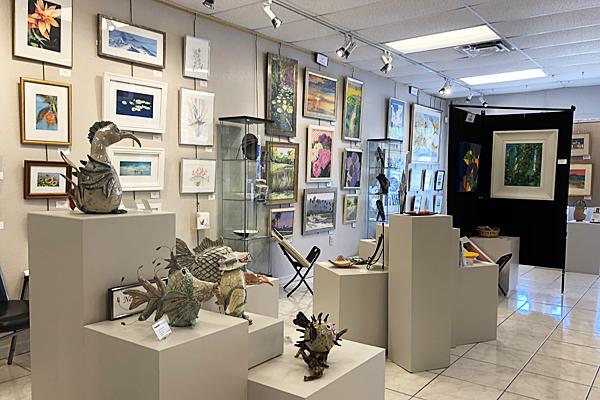 Interior 7, Sea Grape Gallery