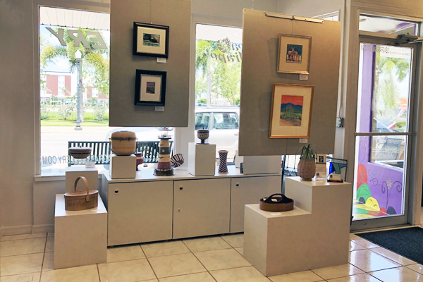 Window 21, Sea Grape Gallery