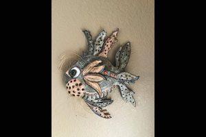 Pronko Ursula Fish, Sea Grape Gallery