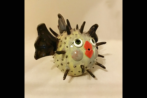 Pronko Bart Blow Fish, Sea Grape Gallery
