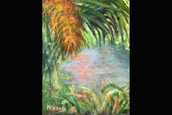 Krasny Alligator Creek, Sea Grape Gallery