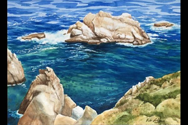 Glynn Rocky Coast, Sea Grape Gallery
