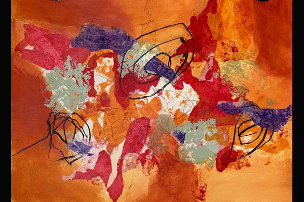 Yankwitt Fiesta 16 x 22 Acrylic, Sea Grape Gallery