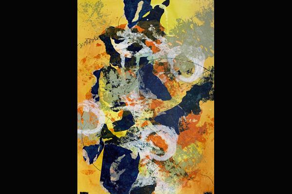 Yankwitt, Winds of Change, 22 x 30, Acrylic, Sea Grape Gallery