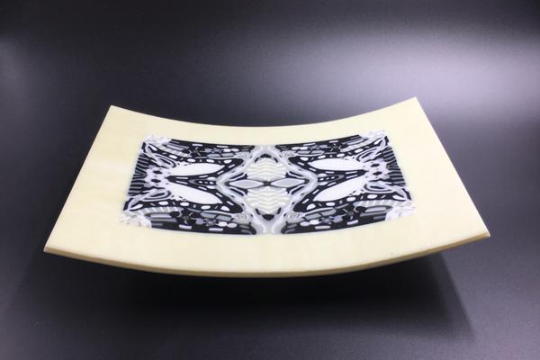 Farr, Rorschach Plate, Sea Grape Gallery