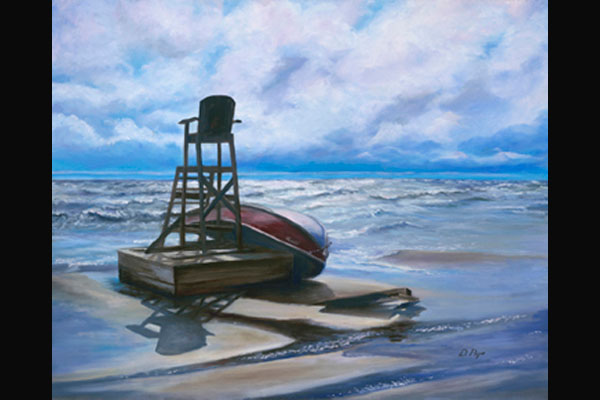 Donna Pape, After the Storm, Sea Grape Gallery