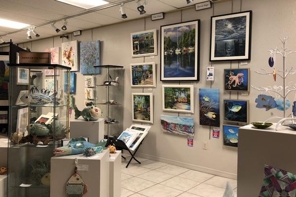Sea Grape Gallery interior 20
