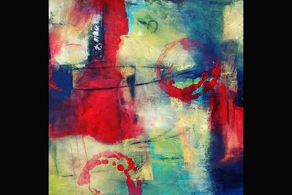 Bev Yankwitt, Rise Up, Sea Grape Gallery