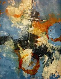 Bev Yankwitt, AugustStorm, Sea Grape Gallery